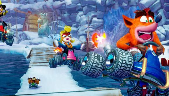 Un nuevo evento llegará a 'Crash Team Racing Nitro-Fueled'.  (Foto: Naughty Dog )