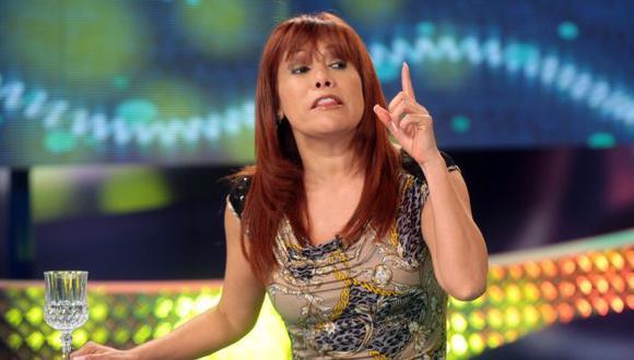 Magaly Medina habló de la televisión actual. (Perú21)