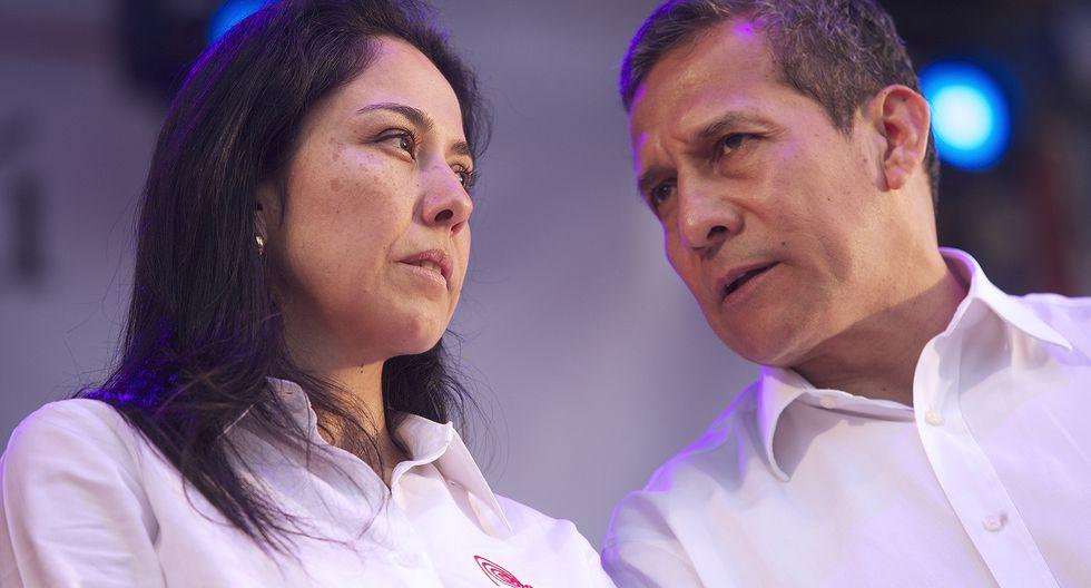 Ollanta Humala y Nadine Heredia al banquillo de los acusados: van a juicio oral. (Foto: GEC)
