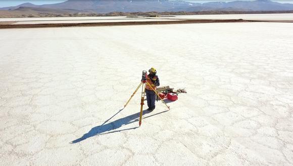 Chile y Argentina son dos de los principales depósitos globales de litio. (Foto: EFE)