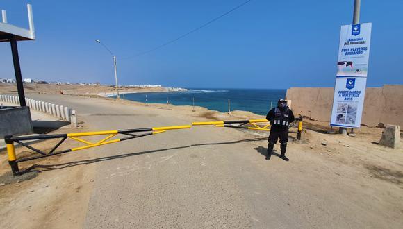 Para el alcalde de Punta Hermosa, Jorge Olaechea, las restricciones de ingreso a las playas por la pandemia del COVID-19 no deberían continuar. (Foto: Municipalidad de Punta Hermosa)