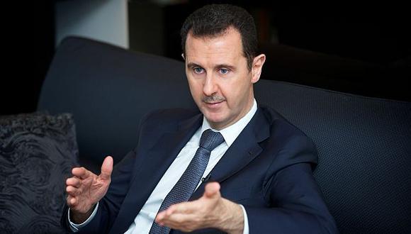 No quieren que Bashar Al Assad participe en gobierno de transición. (AFP)