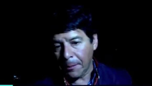 Rubén Darío Soldevilla Gala causó múltiple choque.