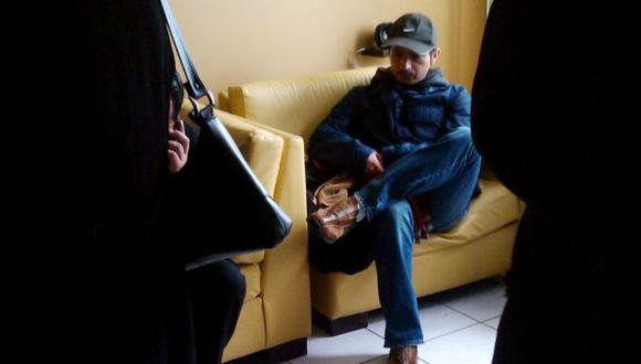 RECONSTRUCCIÓN. Vásquez retornó ayer a su casa, en Breña, y a La Victoria para explicar el asesinato. (Difusión)