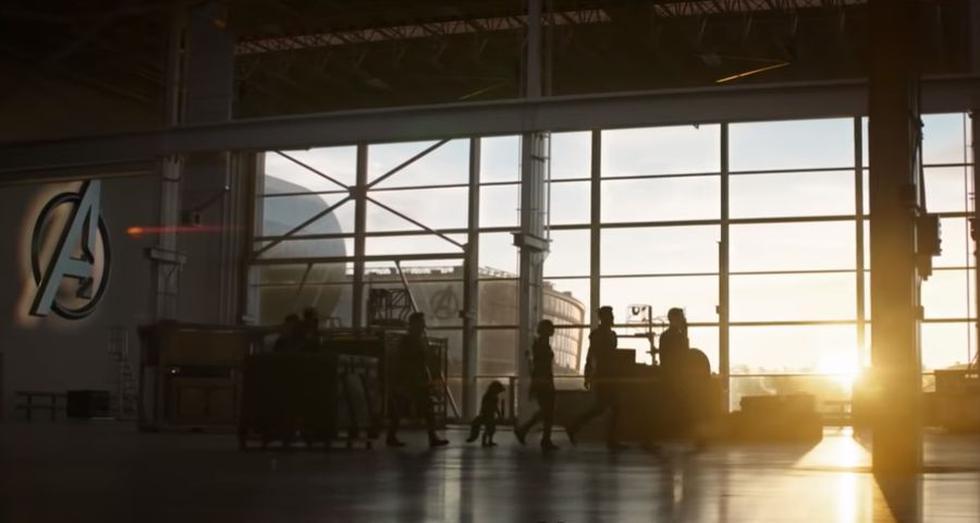 'Avengers: Endgame', Revelan imágenes inéditas de la esperada película en el Super Bowl. (Captura)
