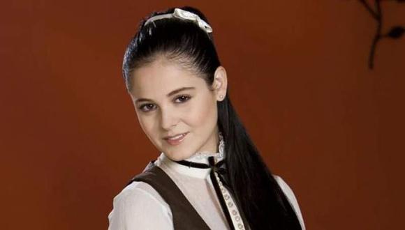 Allisson Lozz está fuera de la televisión hace 10 años y ha decidido cambiar de nombre (Foto: Televisa)