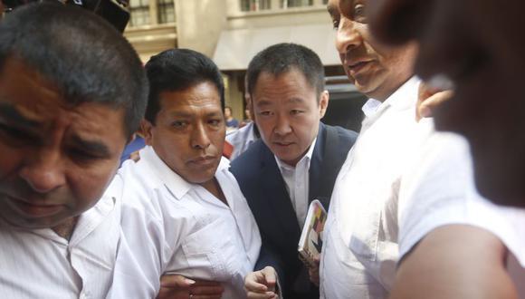 Los tres legisladores son acusados de haber intentado comprar votos para evitar la vacancia del ex presidente Pedro Pablo Kuczynski. (MarioZapata/Perú21)