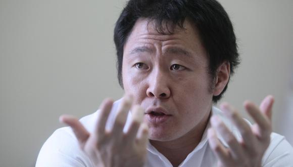 Pedido. Fujimori dijo que el INPE debe difundir el video completo. (David Vexelman)