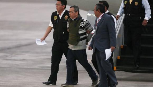 El caso de la red de Rodolfo Orellana podría salpicar al titular del Ministerio Público, que terminaría suspendido. (M. Zapata)