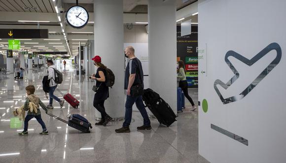 La presidenta y consejera delegada del Consejo Mundial de Viajes y Turismo, Gloria Guevara, se ha mostrado convencida de que el turismo saldrá fortalecido de esta crisis y para acelerar su recuperación. (Foto: JAIME REINA / AFP)