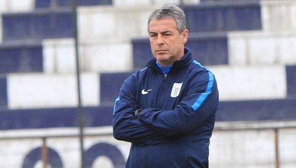 Pablo Bengoechea dirigió a Alianza Lima en las temporadas 2017 y 2018. (Foto: Alianza Lima)