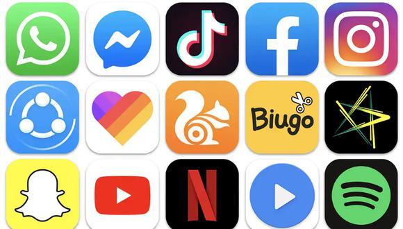 ¿Cuáles son las aplicaciones más descargadas en los dispositivos Android y iOs hasta el momento? (Foto: Getty Images)