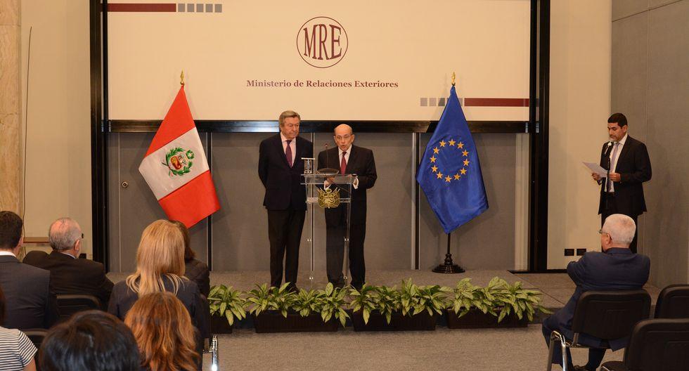 Parlamento Europeo califica de ejemplar la posición del Perú frente a la crisis venezolana. (Difusión)