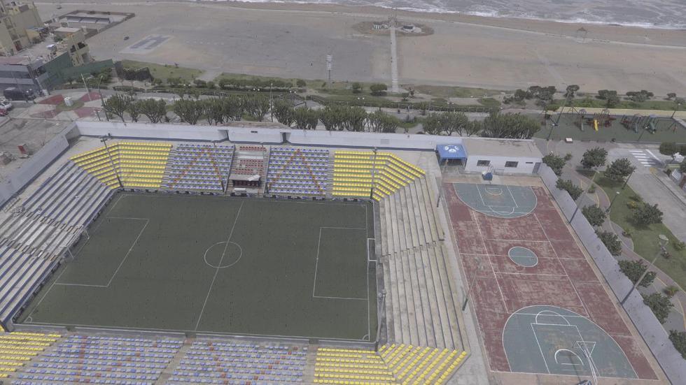 Suspenden actividades deportivas actividades en el Coliseo Aldo Chamochumbi. (Foto: Municipalidad de Magdalena del Mar)