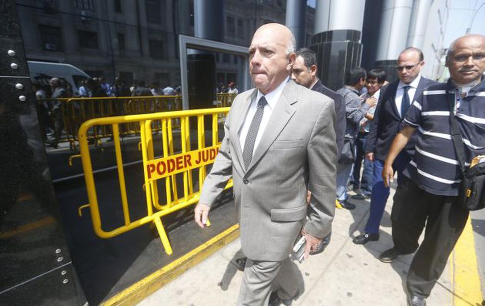 Rómulo León fue condenado por un cometer delito contra la administración pública en agravio del Estado. (Perú21)