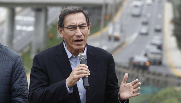 Martín Vizcarra (César Campos)