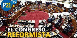 El Congreso reformista