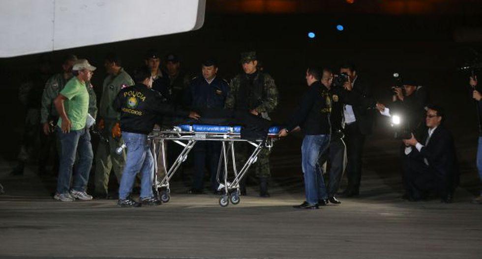 ¿Dónde están los cuerpos? 'Alipio' y 'Gabriel' fueron identificados en la Fiscalía a través de pruebas de ADN. (Peru21)