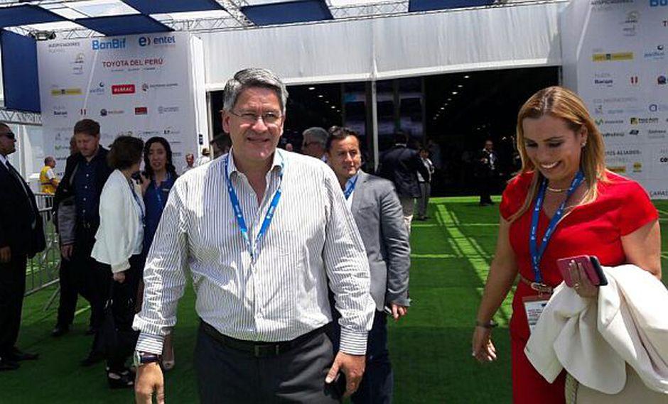 Pérez sostuvo que se debe aumentar la transparencia en las contrataciones públicas (Perú21)