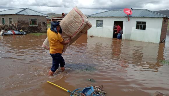 """Enfen mantiene """"no activo"""" el estado del """"Sistema de alerta ante El Niño y La Niña costeros"""". (Foto referencial: Municipalidad de Puno)"""