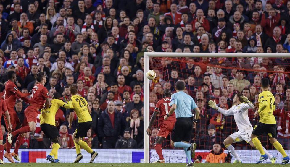 Liverpool vs. Borussia