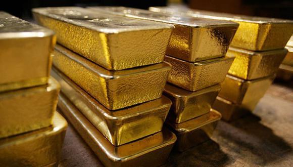 El oro aún no se termina de recuperar. (Foto: Andina)