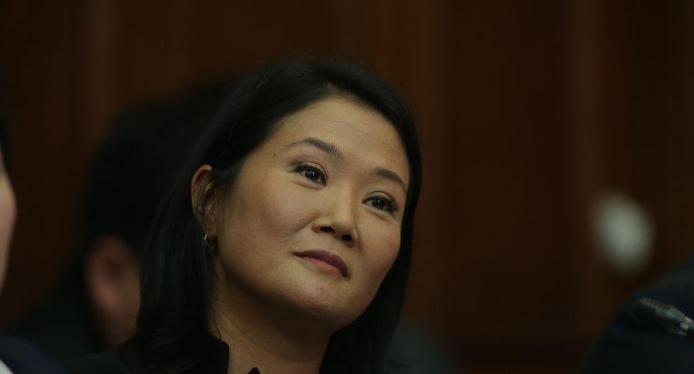 Fujimori Higuchi cumple prisión preventiva desde el 31 de octubre por presuntamente liderar una organización criminal dedicada al lavado de activos en Fuerza Popular. (Foto: GEC)