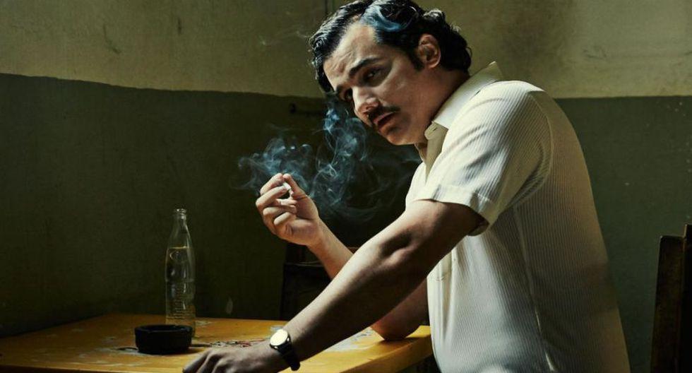 """Wagner Moura es Pablo Escobar en la serie """"Narcos"""". El periodista Bruno Rivas analizada esta serie para desentrañar su relación con la globalización (Foto: Narcos / Netflix)"""