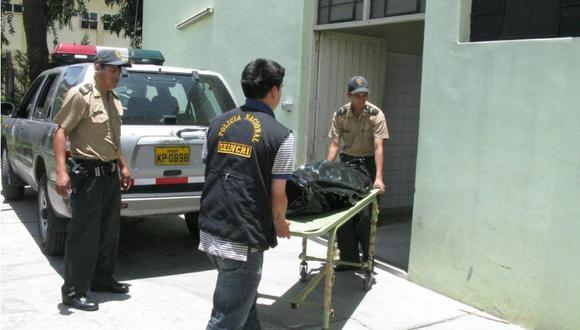 La Policía inició las investigaciones del crimen de una mujer en Comas. (Imagen referencial/Archivo)