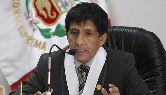 Recusación contra el juez Richard Concepción Carhuancho deberá ser analizada en los próximos días. (Foto: Agencia Andina)