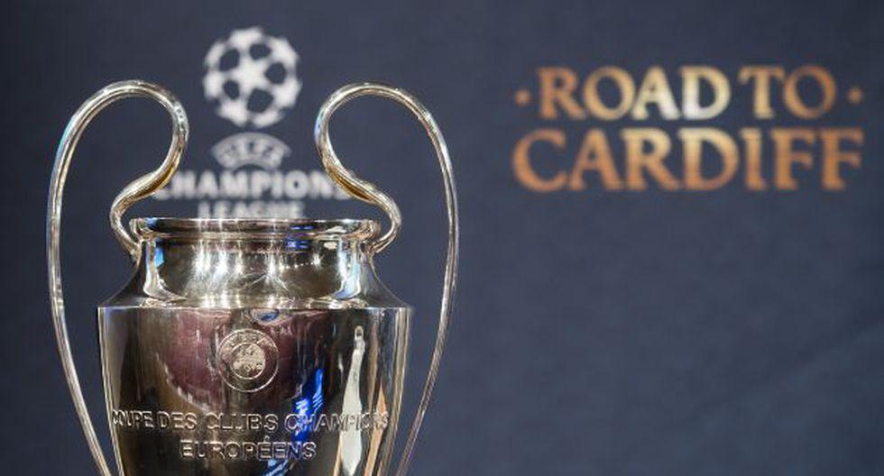 Atlético de Madrid visita al Real Madrid y Mónaco recibe a la Juventus por las semifinales de la Champions League. (AP)