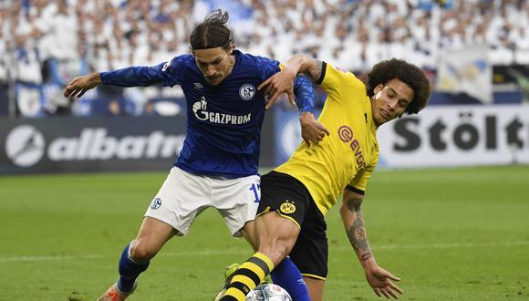Dortmund busca acercarse al líder con un triunfo sobre Schalke en el derbi del Ruhr. (Foto: AFP)