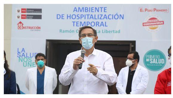 El presidente Martín Vizcarra señaló que esto permitirá elegir a mejores autoridades. (Foto: Presidencia)