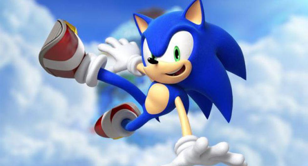 """""""Sonic The Hedgehog"""" se estrenará en noviembre de 2019. (Foto: SEGA)"""