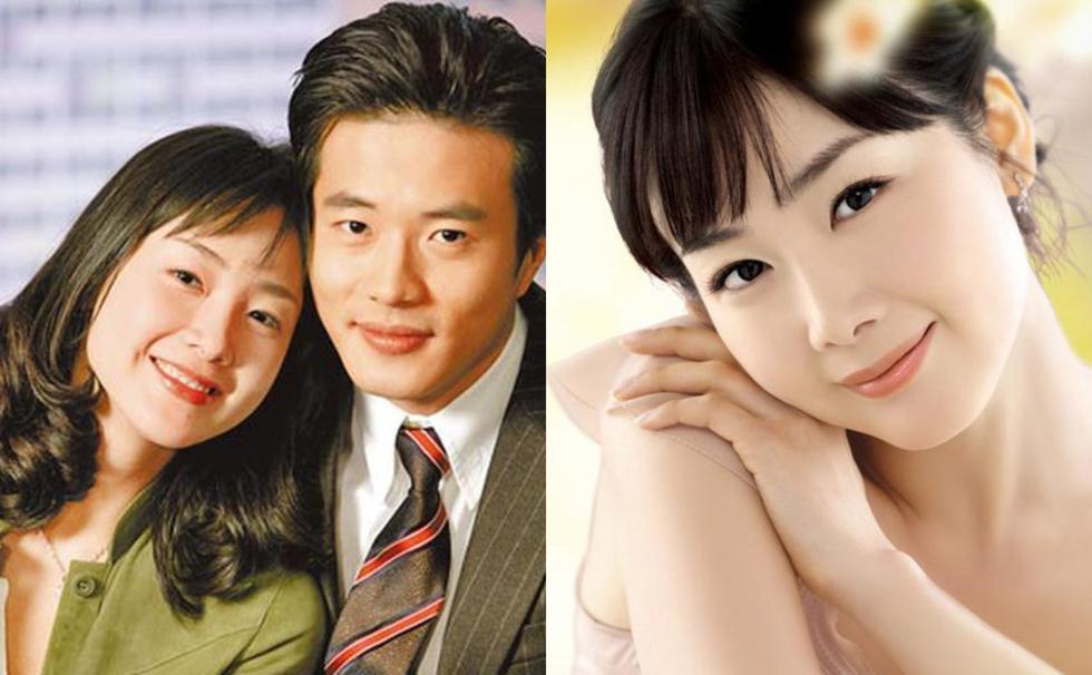 Protagonista de 'Escalera al Cielo', Choi Ji Woo, luce su embarazo a solo días del nacimiento de su primer hijo. (Composición()