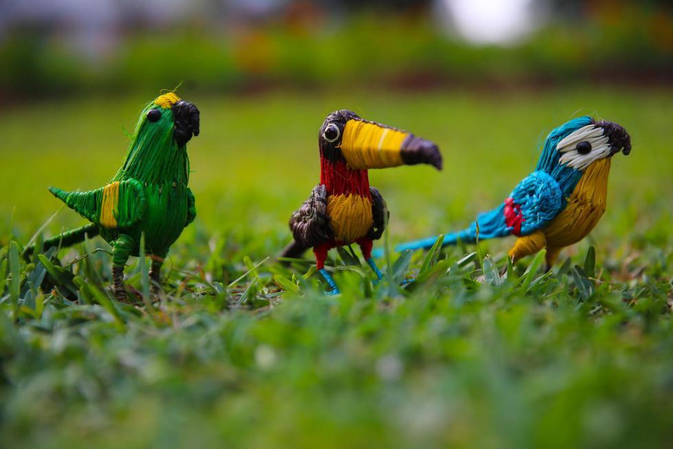 JANE comercializa los productos de más de 100 artesanas de la Amazonía.