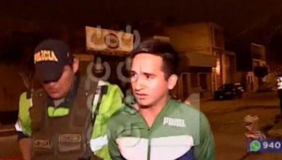 Víctima denunció que venía siendo acosada por el hombre desde hace un mes. (Latina)
