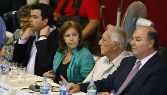 Raúl Castro anunció que el PPC presentará candidato propio a la Alcaldía de Lima. (Perú21)