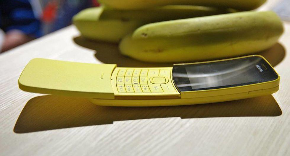 Es así que la compañía finlandesa ha anunciado una nueva versión del icónico Nokia 8810, que cuenta con conectividad 4G y marca el regreso de los teléfonos deslizantes. (Getty)