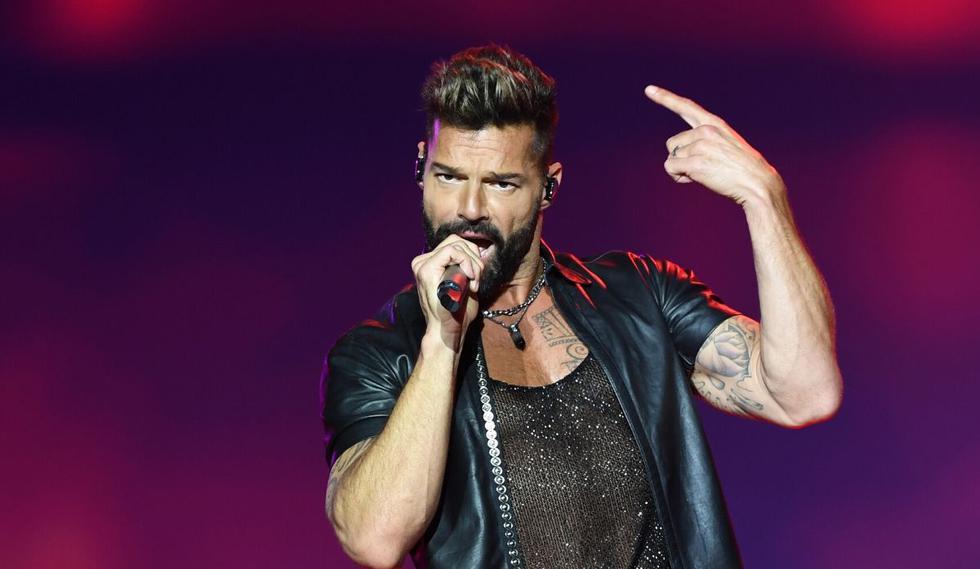 Ricky Martin habló sobre cómo descubrió su orientación sexual cuando se encontraba en la cima de su fama. (Foto de PABLO PORCIUNCULA / AFP)