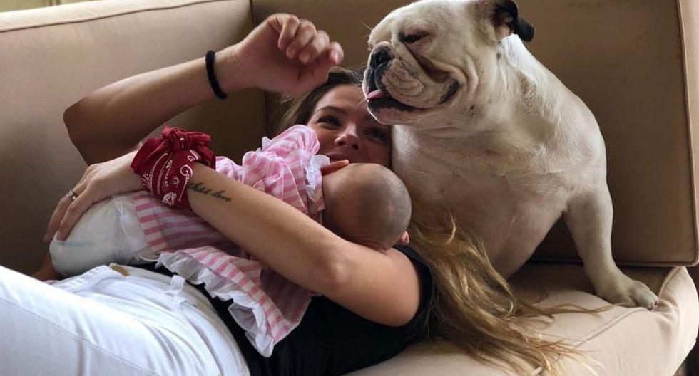 China Suárez responde a quienes critican su cuerpo | Fotos: Instagram