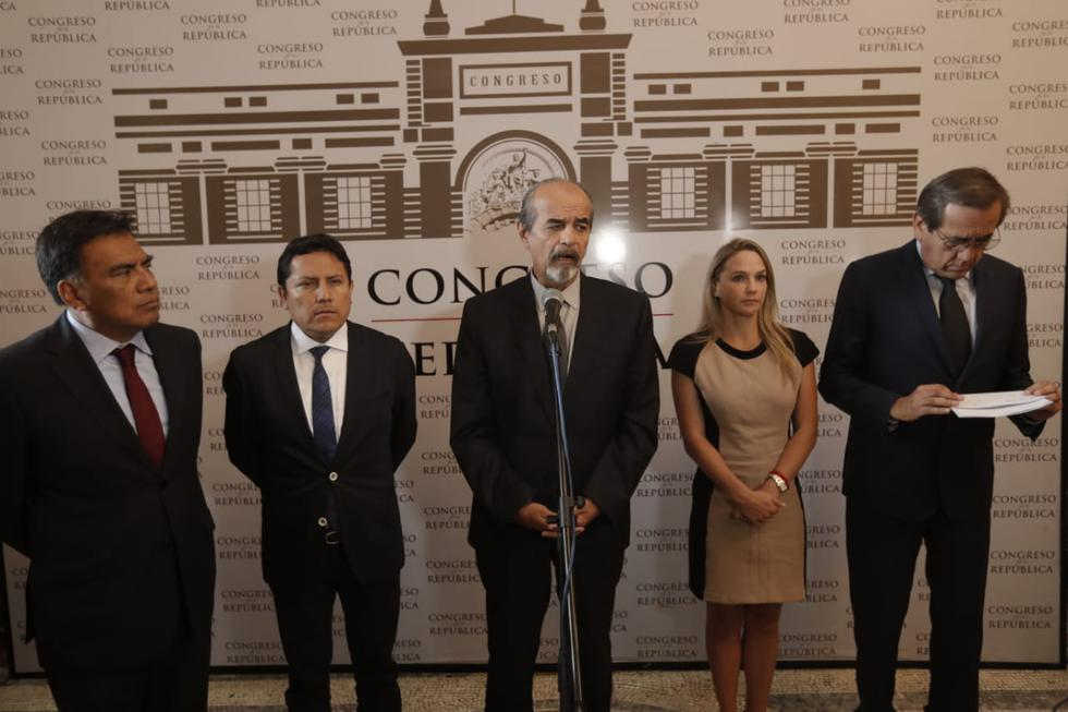 Partido Aprista hace su descargo tras declaraciones de Miguel Atala a la fiscalía (Foto: Renzo Salazar / GEC)