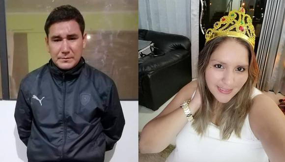 La Libertad: Cámaras de seguridad instaladas en casa de la  empresaria Fiorela Díaz registraron brutal ataque en su contra perpetrado por su expareja Elmer Lucano, quien la apuñaló 39 veces.