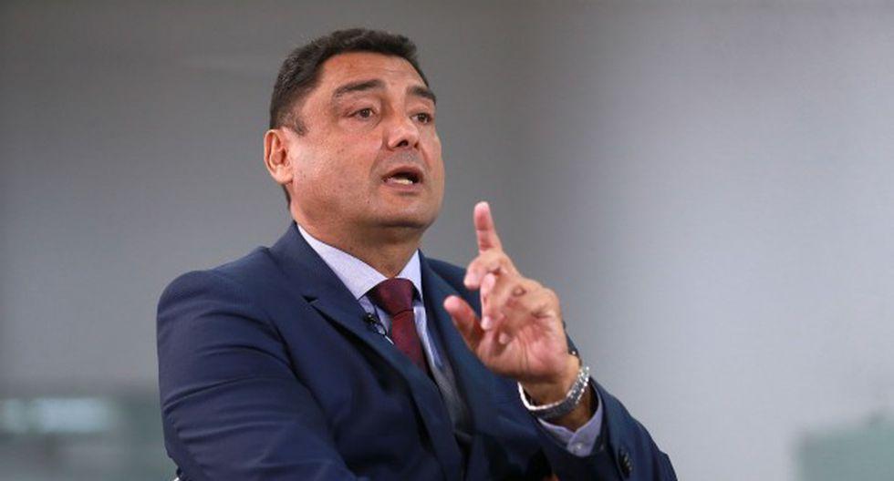 Villacorta explicó que el aporte que recibió su agrupación para la campaña del 2016 por parte de Credicorp fue bancarizada. (Foto: GEC)