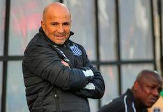 Cruz Azul desmiente acercamiento con Jorge Sampaoli para el cargo de entrenador