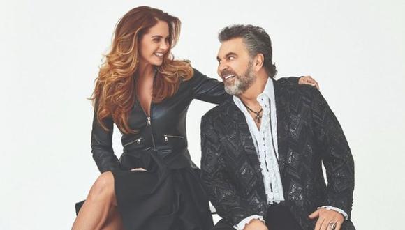 'La novia de América'yMijares volverán a estar juntos, esta vez en un programa concurso (Foto: Lucero / Instagram)