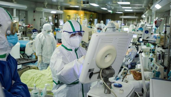 ¡Alerta! Brasil confirma el primer infectado por coronavirus en Latinoamérica. (Foto: Referencial/AFP)