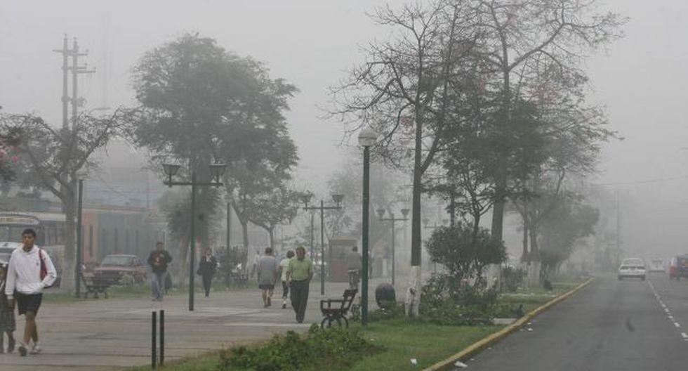 Mañanas nubladas y frías se registrarán esta semana en Lima, pronosticó el Senamhi. (USI)