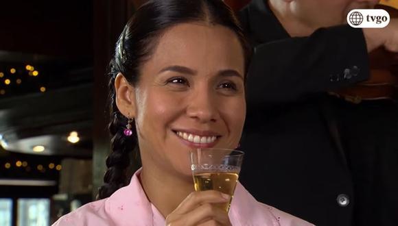 """Gracias a su carisma e inocencia, Felícitas fue uno de los personajes más queridos de las tres primeras temporadas de la serie """"De vuelta al barrio"""" (Foto: América TV)"""