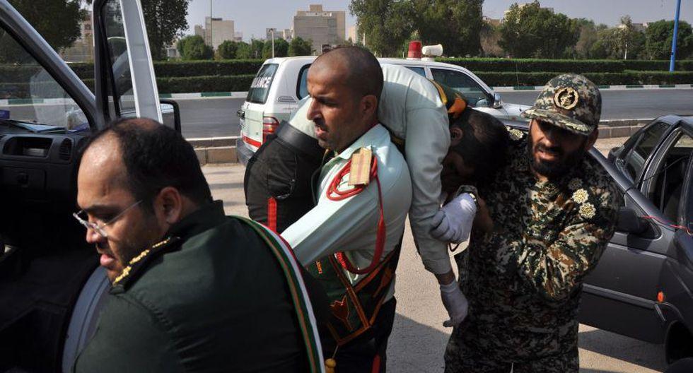 El atentado tuvo lugar en Ahvaz, la capital de la provincia de Juzestán, con mayoría de población árabe y de momento no había sido reivindicado. (Foto: EFE)
